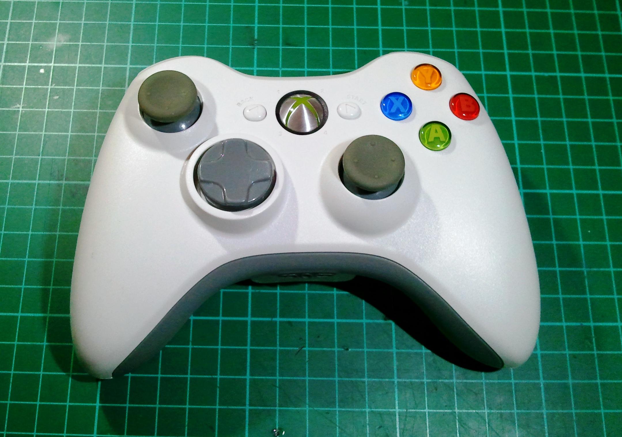 Picture of Xbox 360 Rapid Fire Modification