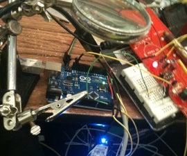 Negative Going Pulse Arduino Readable Logic.