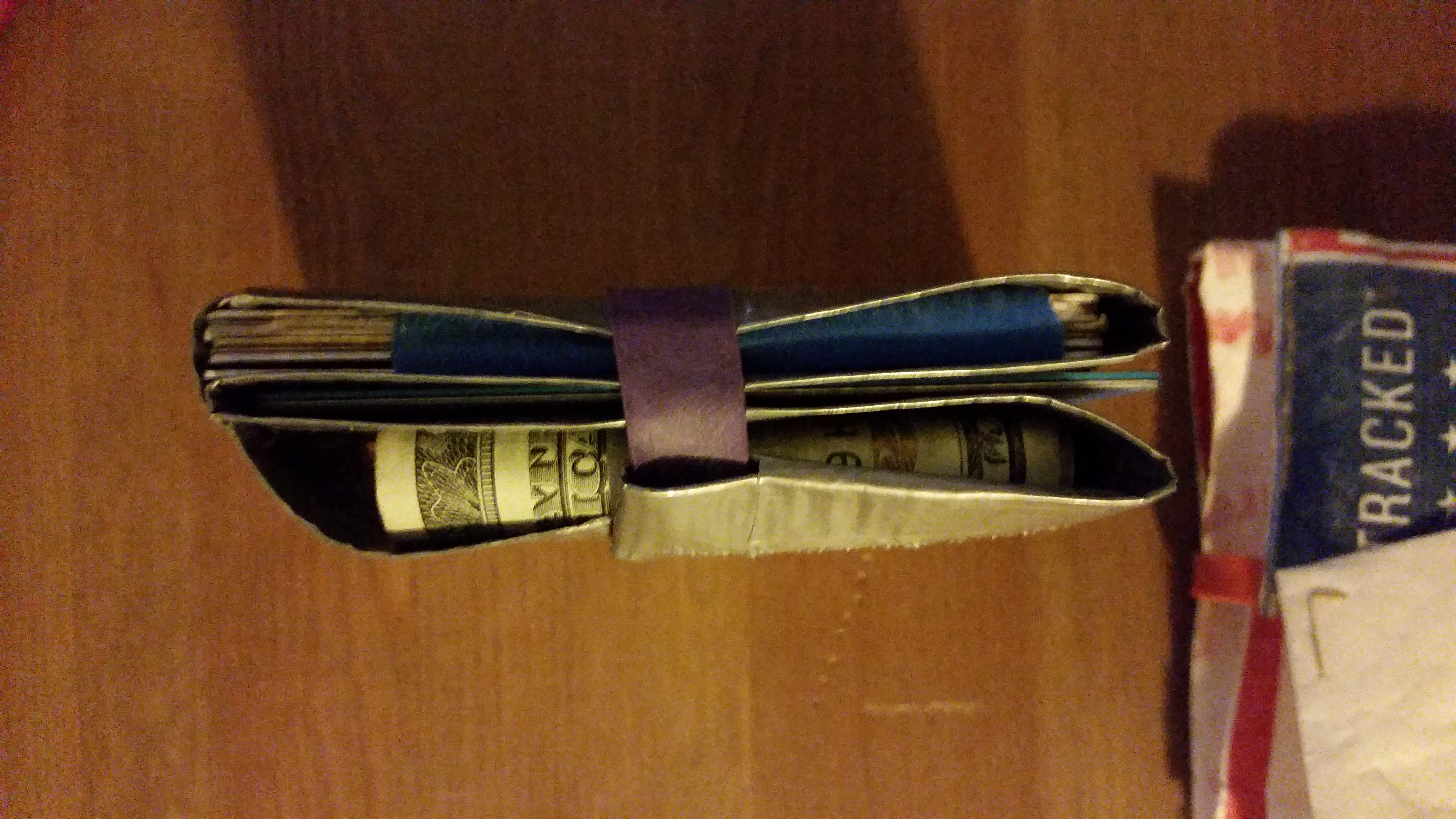 Picture of The Duct Tape Wallet
