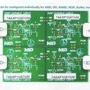 PIEZO-ELECTRIC POWERED DIGITAL COMBINATIONAL LOCK USING NXP AXP LOGIC GATES