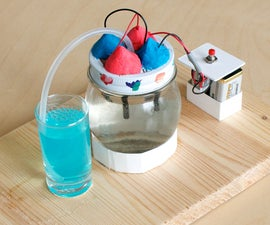 Make a Ballistic Bubble Machine
