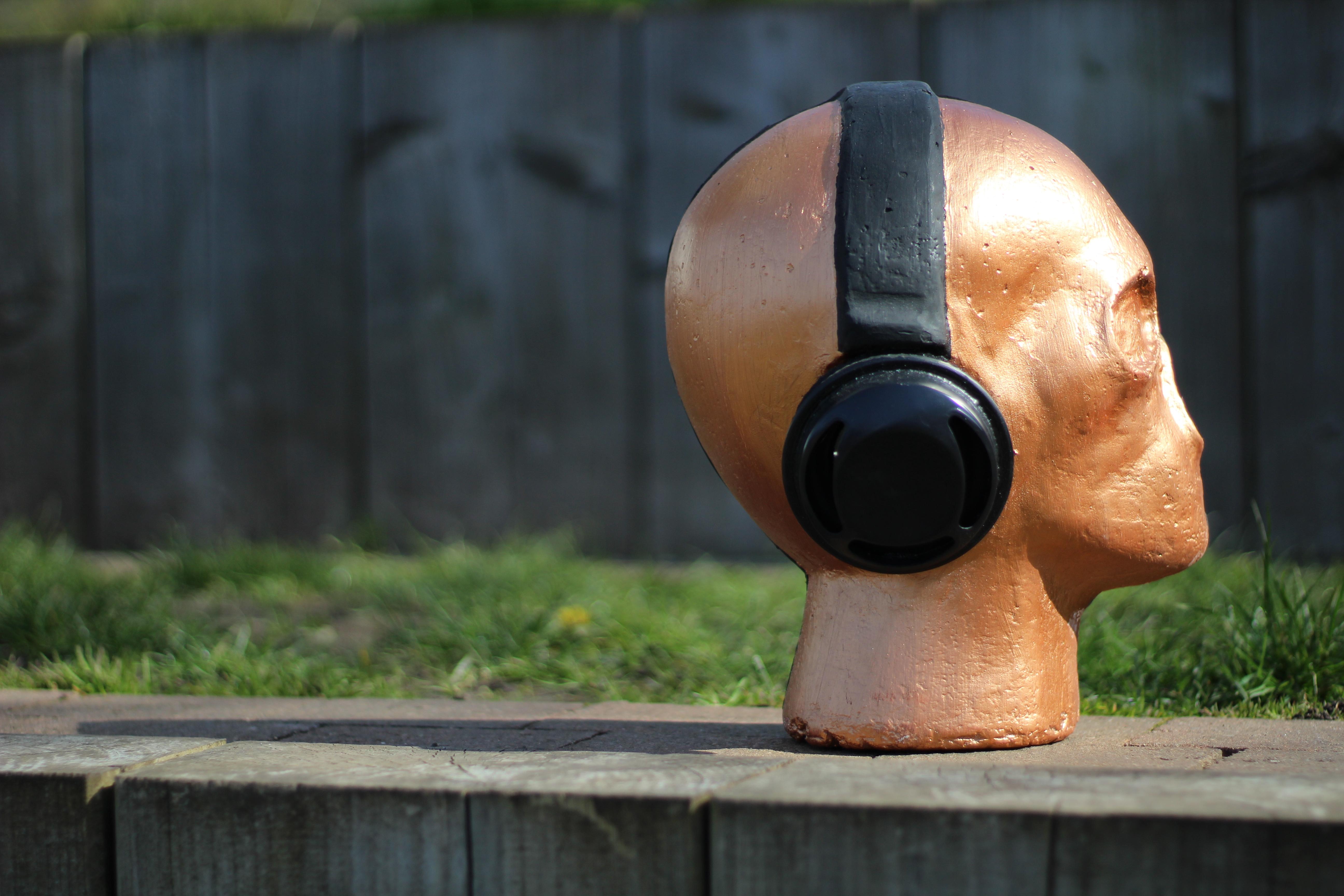 Picture of Cast Concrete Mono Speaker