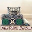 K'nex Mini Bowling