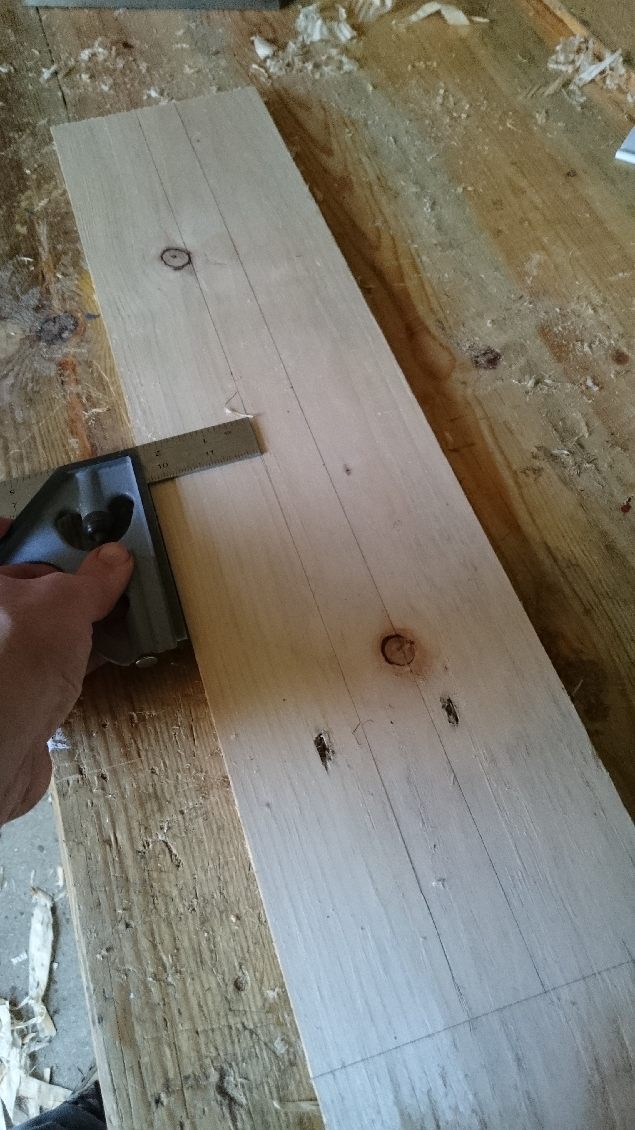 Picture of Cutting the Rest of the Pieces
