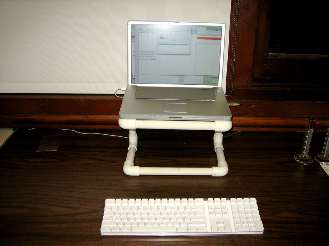 Picture of PVC Laptop Stand