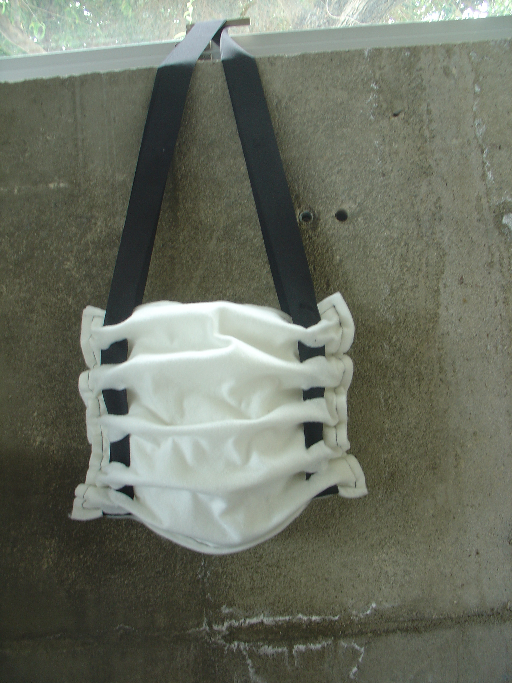 Picture of Easy Expandable Felt Tote Bag