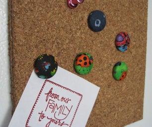 Magnet Corkboard Tiles