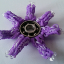 Loomband Fidget Spinner