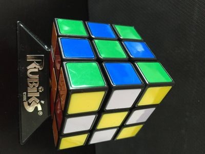 Checkerboard Pattern on Your Rubik's Cube