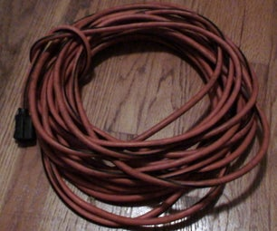 How to Coil Extension Cords