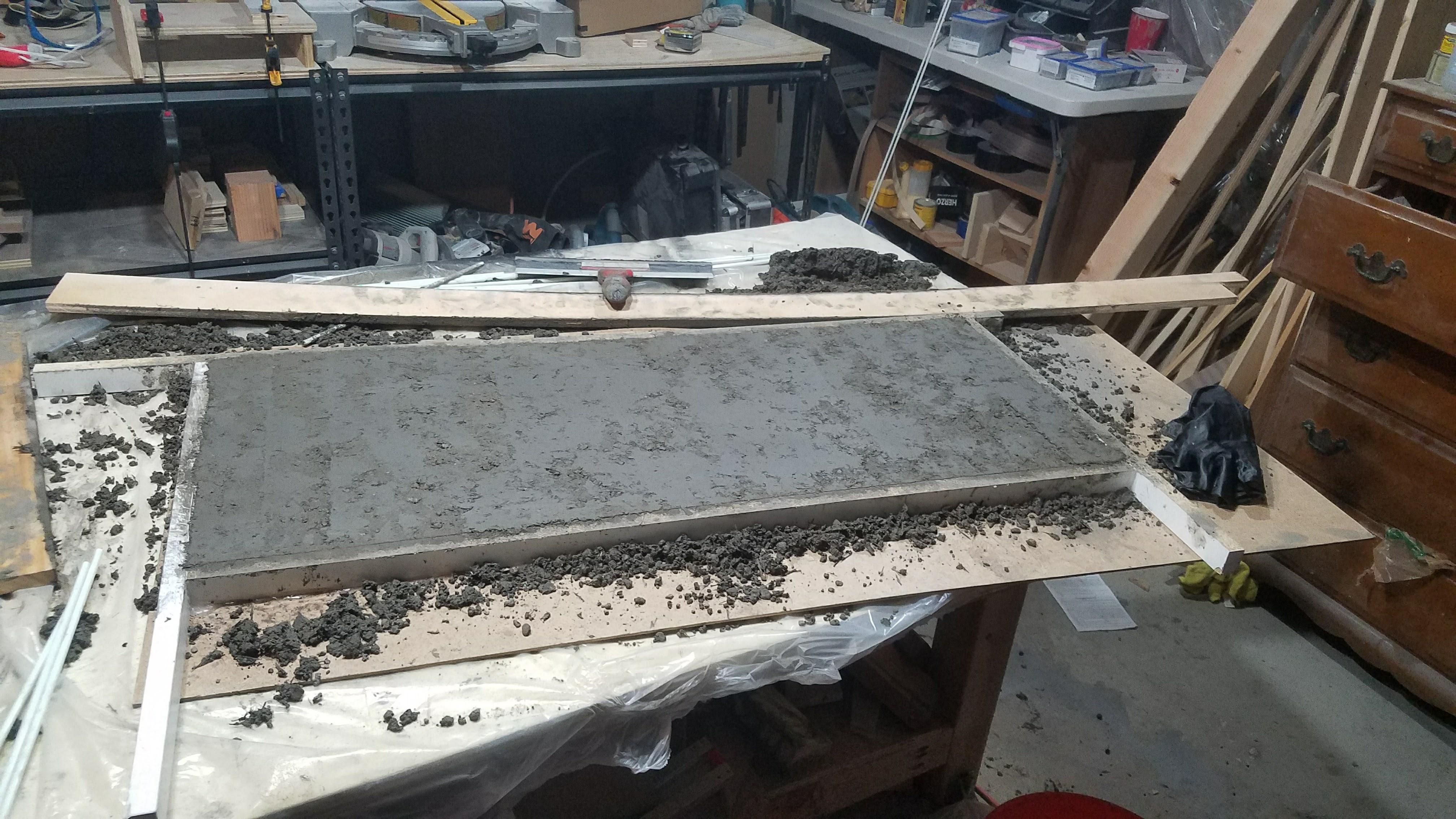 Picture of Pour the Concrete