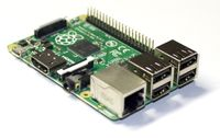 Picture of Hardware Components