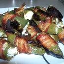 Bacon Jalapeno Wraps