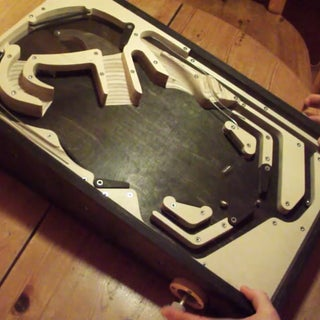 Mechanical Table Pinball (IMPROVED Instructable)