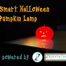 Smart Halloween Pumpkin Lamp