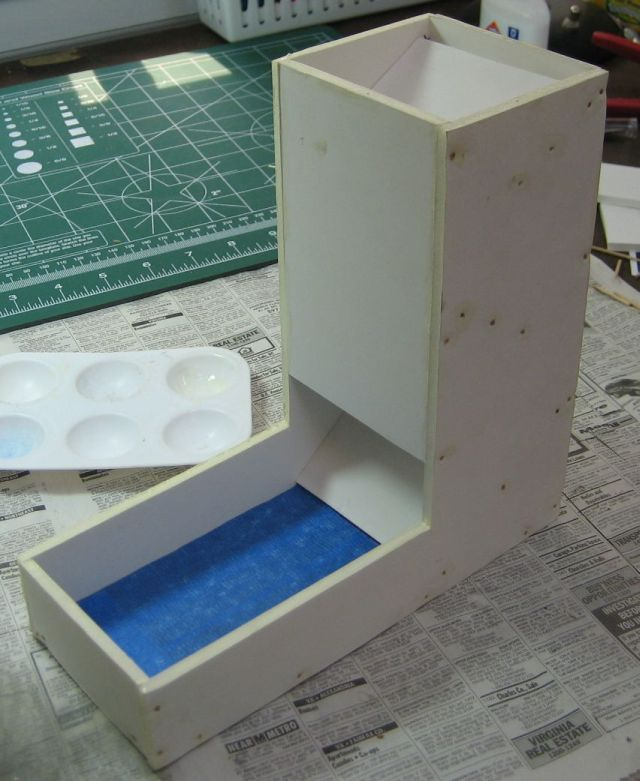Picture of Optional: Prep the Tower for Painting