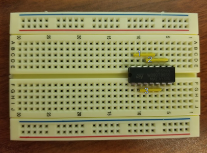 Easy Connections to the 556 Timer
