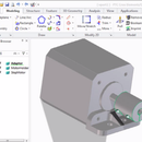 How to create 3D model of mechanism