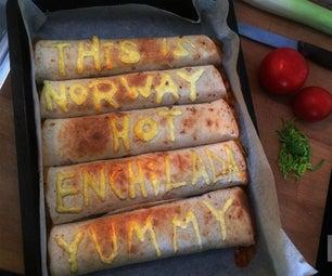 Norwegian Enchilada