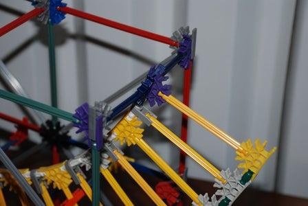 Lower Backbone Supports