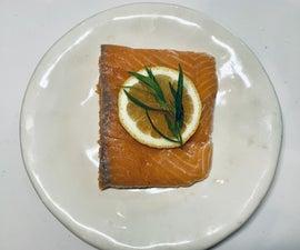 Easy Sous Vide Salmon
