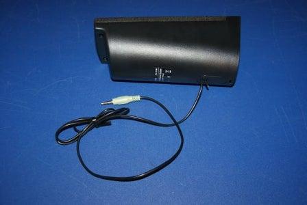 Modify the Audio Amplifier