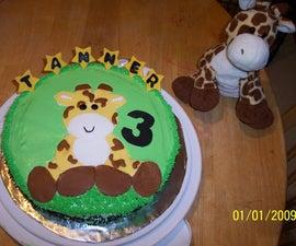 Giraffe Cake How To