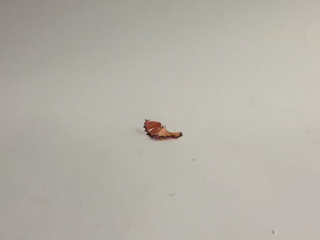 Picture of How to Use Pencil Shavings to Draw