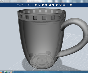 Variable Insulating Cup - Convection Cup