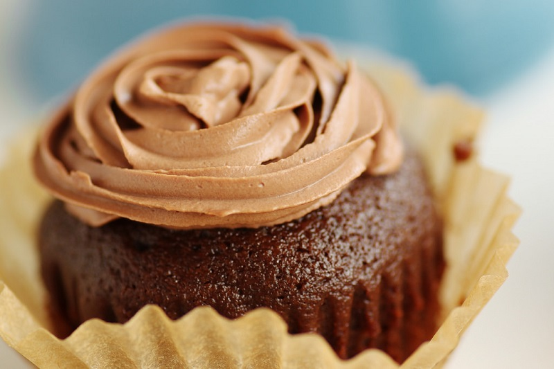Picture of Chocolate Truffle Cupcakes