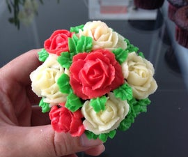 Very Flowery Cake Boss Cupcakes from scratch