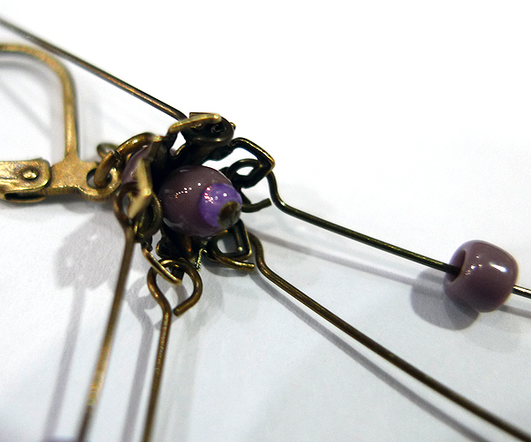 Picture of Thread Head Pin for Dangles