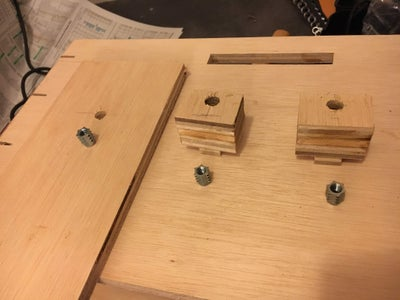 Drill and Set Threaded Inserts