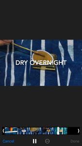 Let Dry Overnight