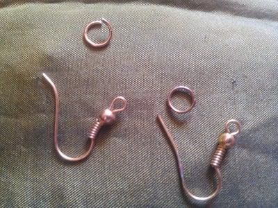 Things Needed Fr Ths Simple Earring
