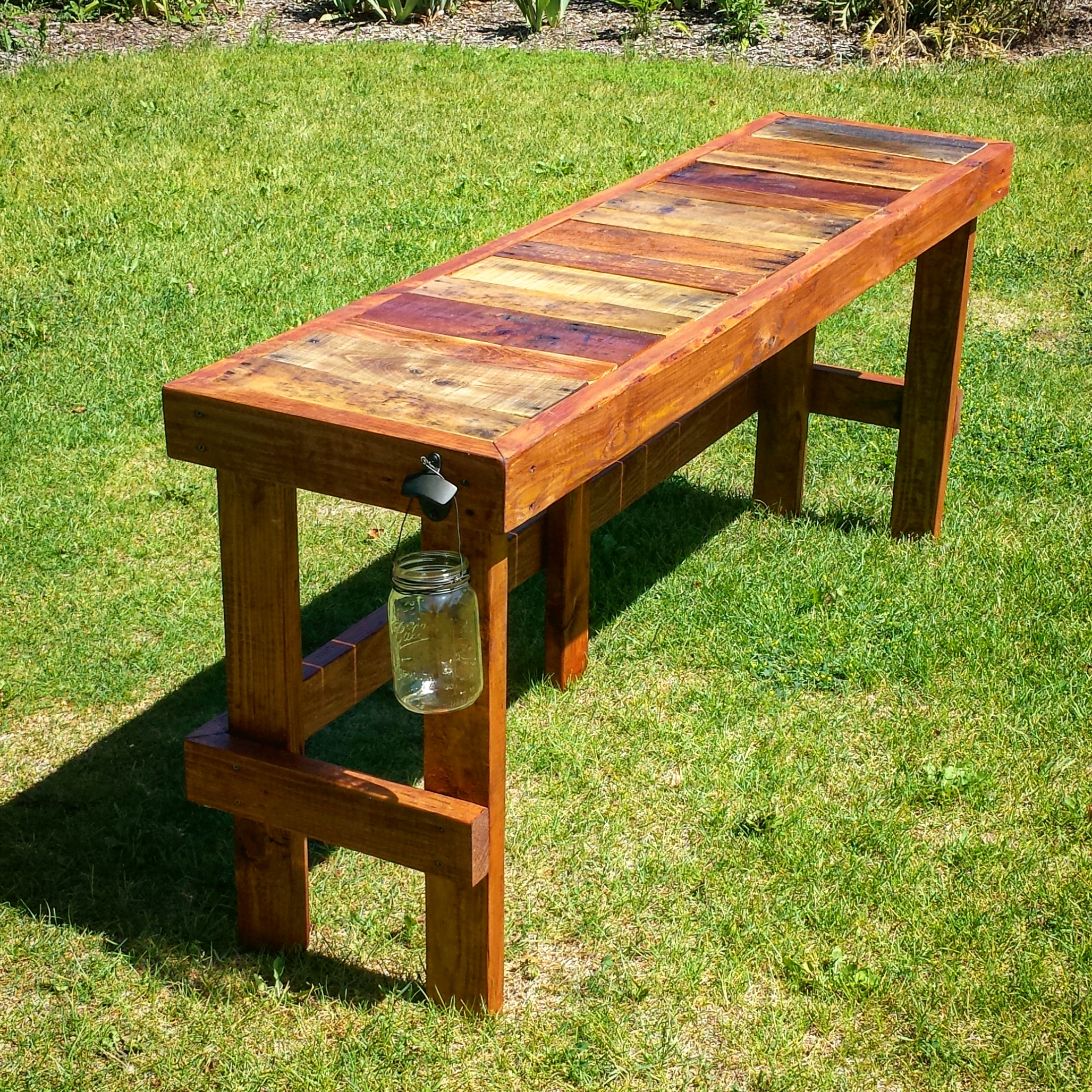 Pallet Wood Top Bar : 4 Steps (with Pictures) - Instructables