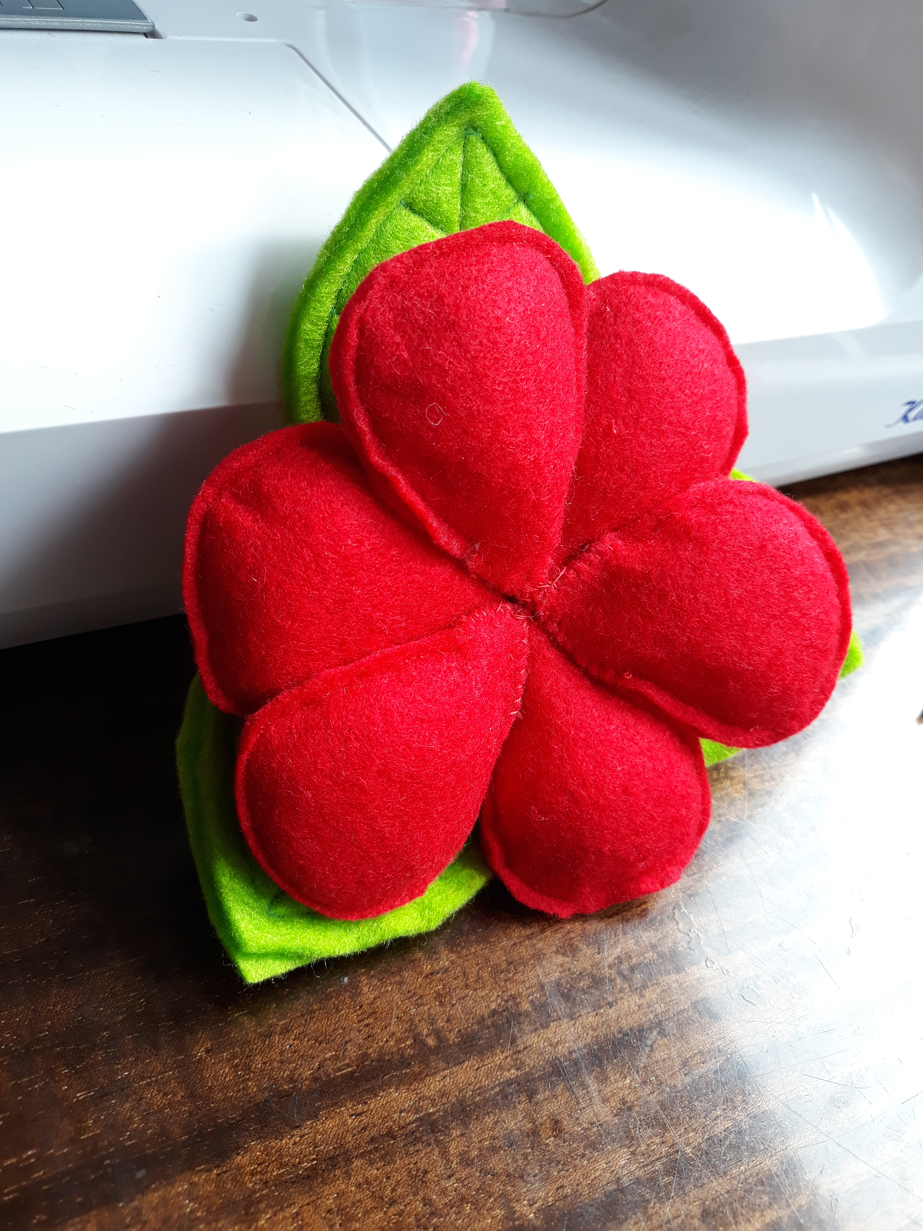 Picture of Sew on the Petals