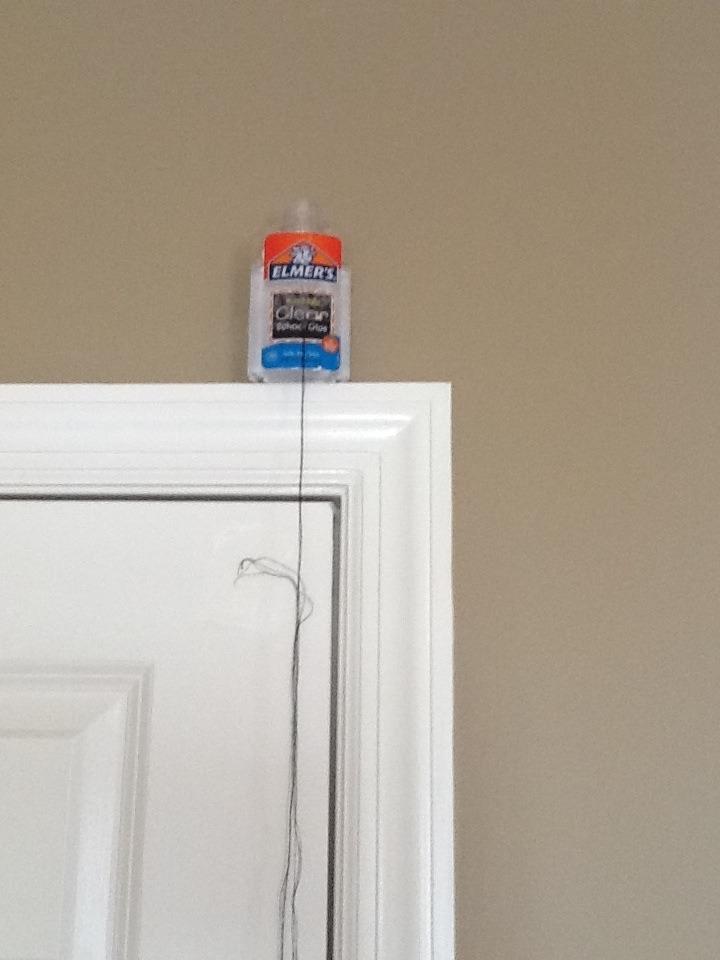 Picture of Glue Prank