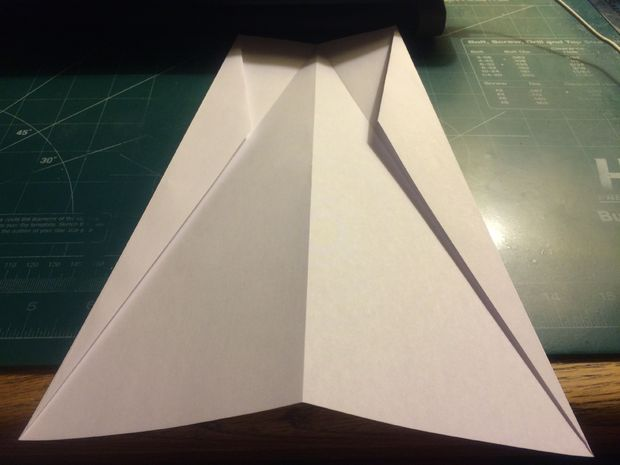 Picture of Length and Nose Folding