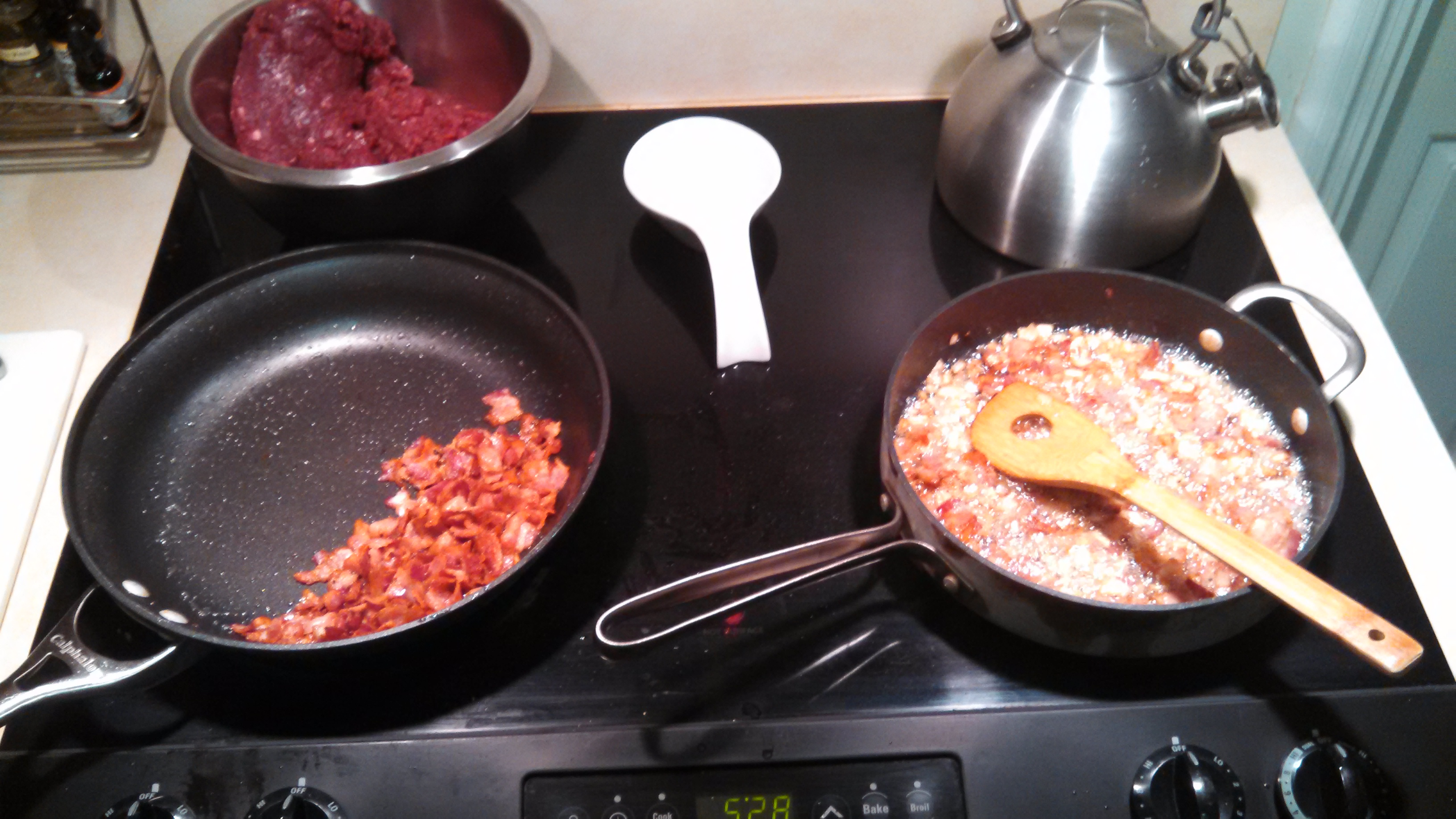Picture of Cooking (I Wish Everyone Could Smell This)