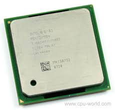 Picture of The CPU.