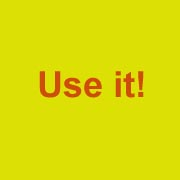 Picture of Use It!