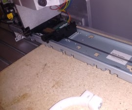 CNC Feed-rate Measuring Tool Made From Scrap