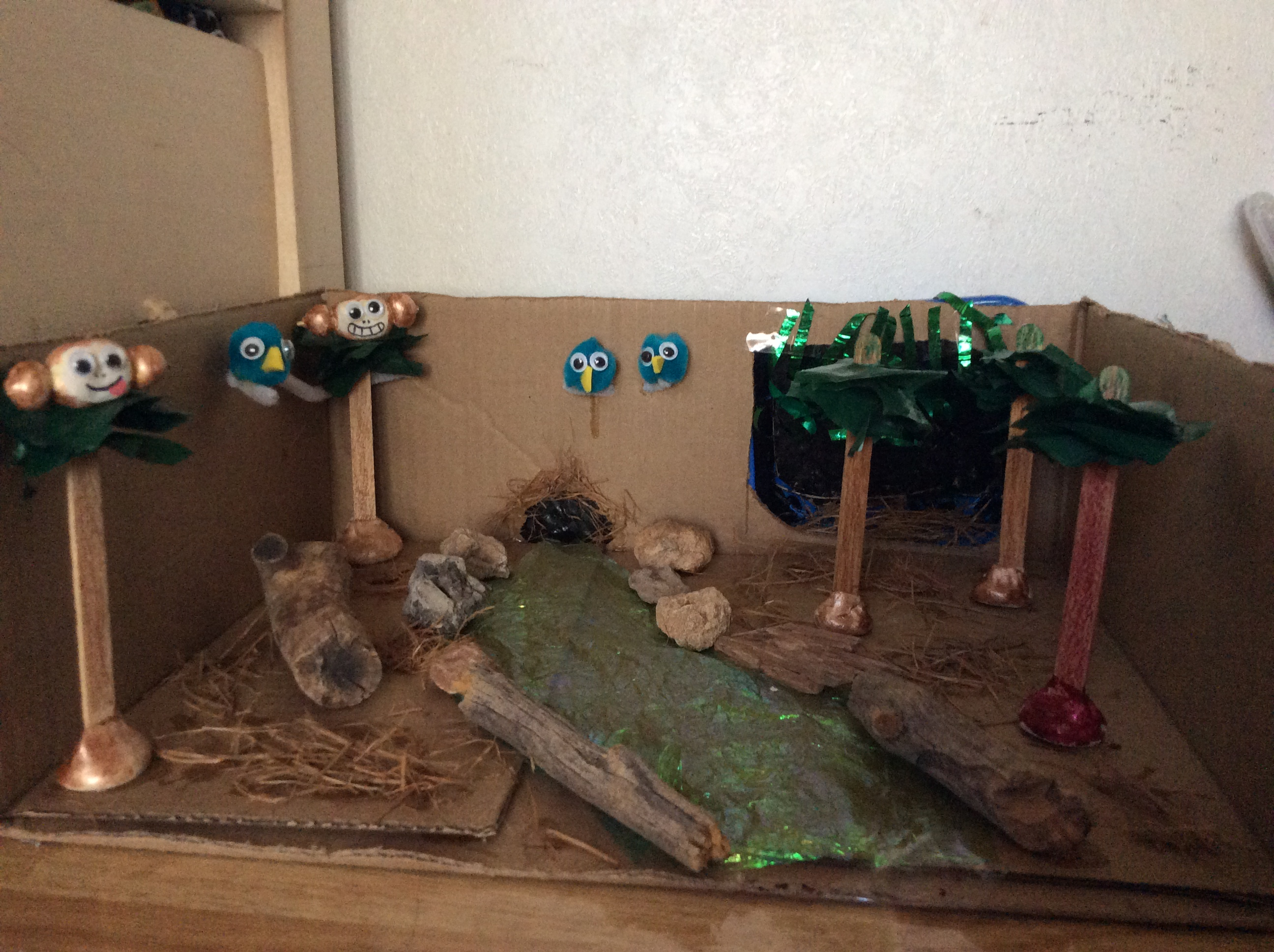 Picture of Jungle Diorama