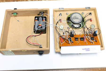 Power and Final Wiring