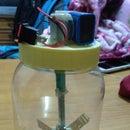 Powerful Homemade Blender..easy to Make