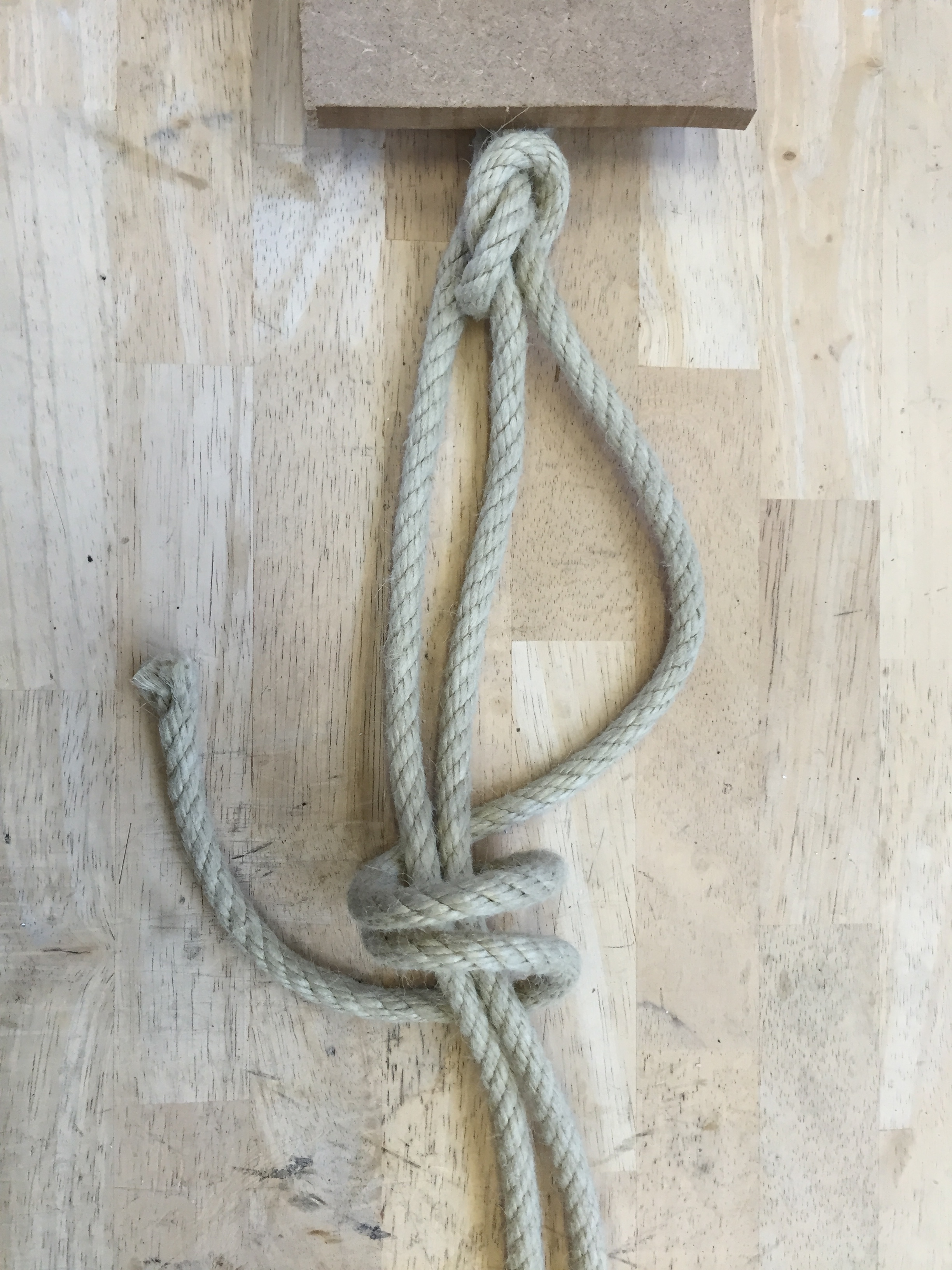 Picture of #2 the Anchor Knot