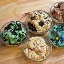 Edible Cookie Dough 5 Ways