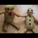 How to Make a Possessed Voodoo Doll - HALLOWEEN TUTORIAL