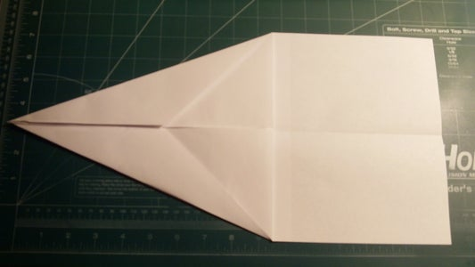 Merge and Tape the Two Airframes